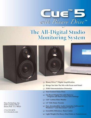 QCUE-5 Brochure - Full Compass