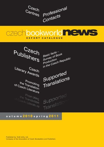 CBWN 2010-2011.indd - Svět knihy