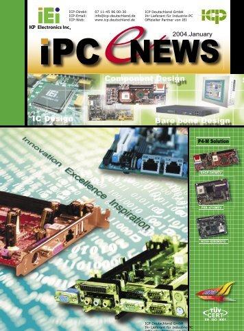 Analog VGA Input - ICP Deutschland GmbH