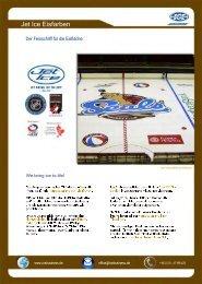 Produktübersicht Jet Ice Eisfarben: pdf-Dokument ... - Ice Business AG