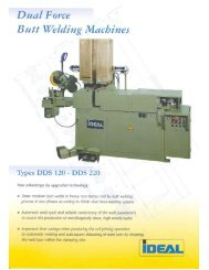 Brochure DDS - IDEAL-Werk C. + E. Jungeblodt GmbH + Co. KG