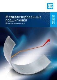 Металлизированные подшипники - monlibon.by