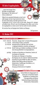 """Aktionswochenende """"Bewegte Zeiten"""" - Schwarzenberg - Seite 2"""