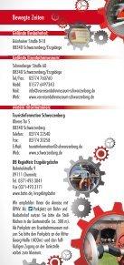 """Aktionswochenende """"Bewegte Zeiten"""" - Schwarzenberg - Seite 4"""