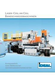 Prospekt LAS - IDEAL-Werk C. + E. Jungeblodt GmbH + Co. KG