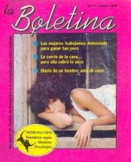 Boletina # 24 - Sidoc