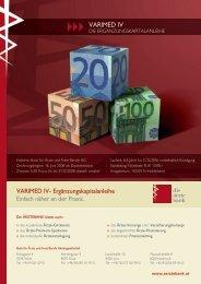 VARIMED IV- Ergänzungskapitalanleihe - Volksbank