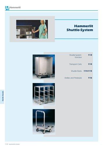 Hammerlit Shuttle-System