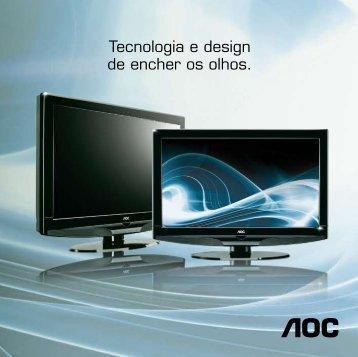 Catálogo - AOC