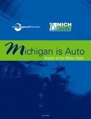 Michigan is Auto - Detroit Regional Chamber