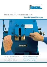 Prospekt LS - IDEAL-Werk C. + E. Jungeblodt GmbH + Co. KG