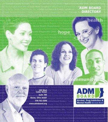 ADM BOARD DIRECTORY - ADMBoard.org