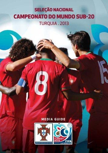 media guide digital da competição - Federação Portuguesa de Futebol