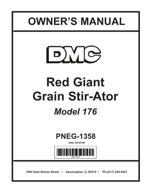 Red Giant Grain Stir-ator