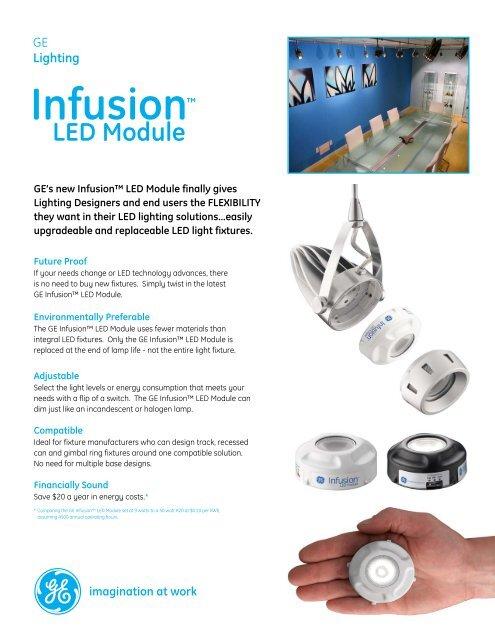 Infusion LED Module