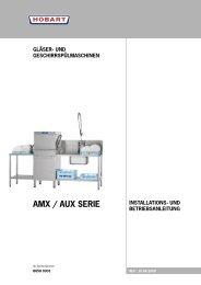 aMX / auX sERIE