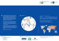 BRIC — Schwellenländer auf dem Weg zum Global Player