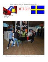 Revistë mujore për fëmijë, të rinjë dhe prindër, nentor, 2009