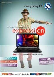 hause. Die neuen Desktop-PCs bieten noch mehr ... - Hewlett Packard