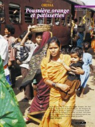 Orissa - Magazine Sports et Loisirs