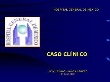 linfoma de órbita - Hospital General de México
