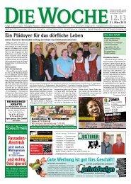 Ausgabe 12/13 - Redaktion + Verlag