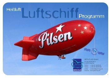 GEFA-Luftschiff-Programm 1