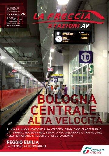Supplemento Bologna AV - Ferrovie dello Stato Italiane