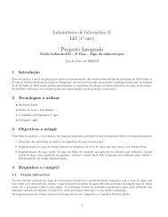 Parte 1: Minesweeper (ficheiro PDF)