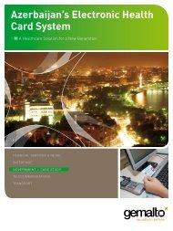 Azerbaijan's Electronic Health Card System