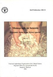 Monograph on benzoin (Balsamic resin from Styrax species)