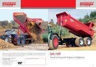 SK / HP - Krampe Landtechnik- und Metallbau GmbH