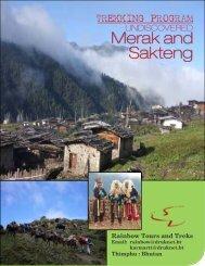 here's the link to the brochure X - Rainbow Photo Tours Bhutan