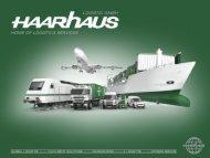 KOMMISSIONIERKETTE - Haarhaus Logistic GmbH