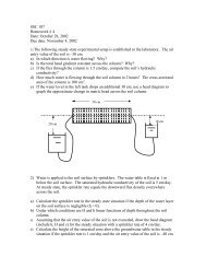 Problem Set 4 - LAWR