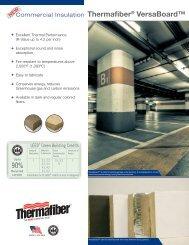 ThermaFiber versaboa.. - Pharos Project