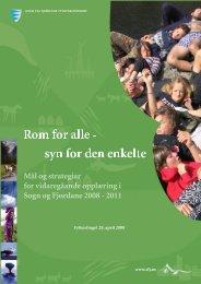 Rom for alle 08 framside.psd - Sogn og Fjordane fylkeskommune