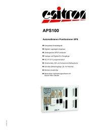 APS100 - esitron-electronic GmbH