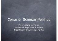 Lezione07-08 (slides) - Università degli Studi di Milano
