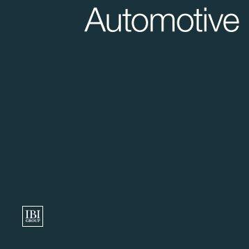 Automotive - IBI Group