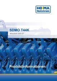 SDMO T44K - HO-MA-Notstrom