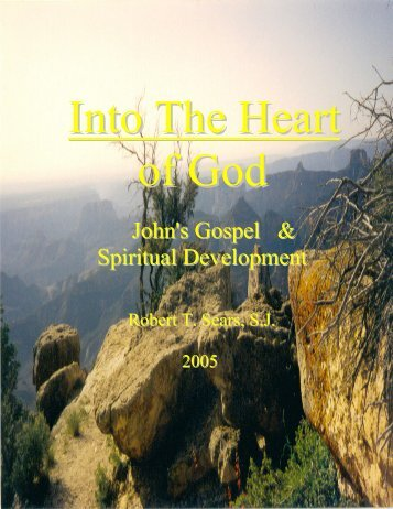 John's Gospel & Spiritual Development - Family Tree Healing