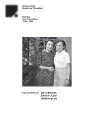 Deutschkron 2007-07-09.indd - Gedenkstätte Deutscher Widerstand