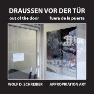 DRAUSSEN VOR DER TÜR out of the door fuera de la puerta