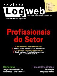 Edição 93 download da revista completa - Logweb