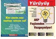 AKP Faflizmden Vazgeçmiyor!
