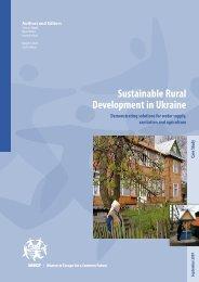 Sustainable Rural Development in Ukraine - WECF