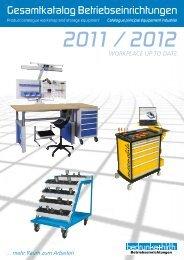 Gesamtkatalog 2011/2012 - assistYourwork