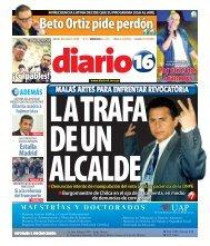 Beto Ortiz pide perdón - Diario 16