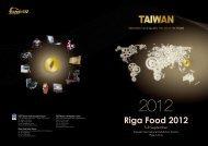 Riga Food 2012 - BT 1